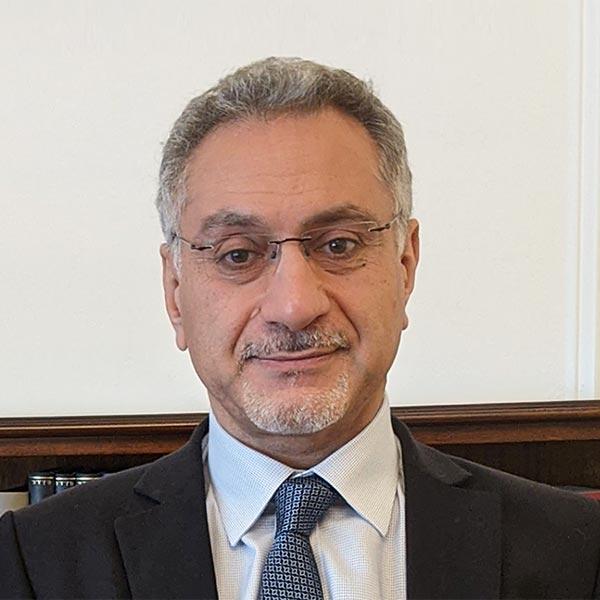 Mr Emin Carapeti