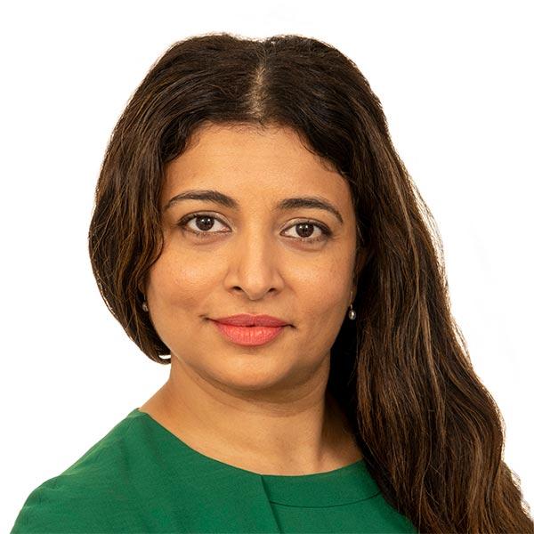 Dr Balika Reddy