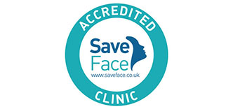 Save face accredited clinic Logo